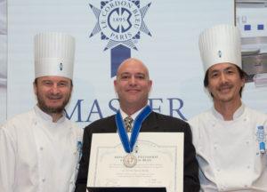 chef tony cordon bleu pastry graduation